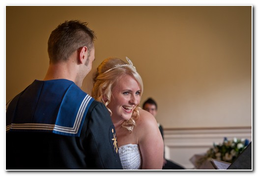 wedding photographer kitley house plymouth devon