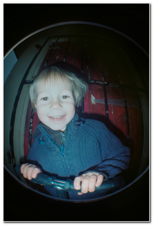 lomography fisheye 2