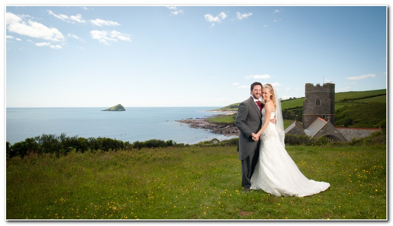 wembury church wedding