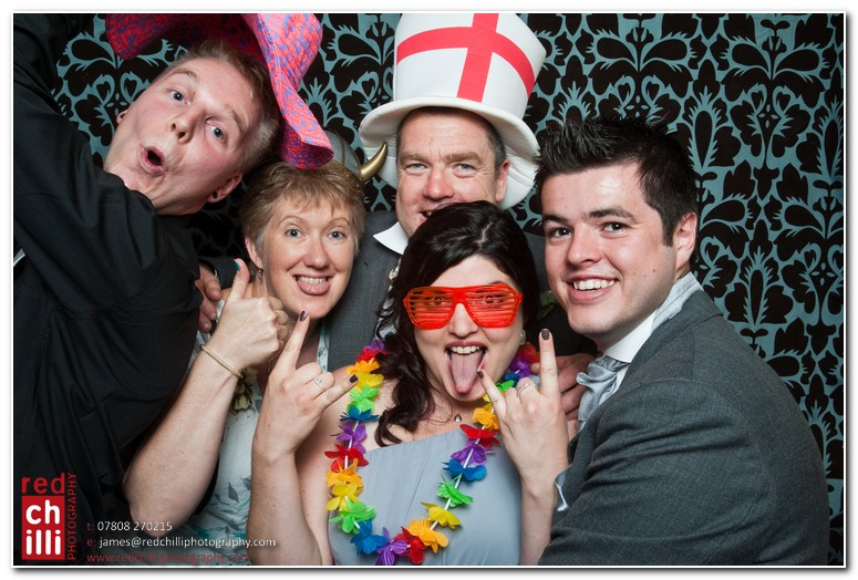 Photo booth hire red chilli photography 0035 A Wedding Photo Booth in Torquay for Matt and Ellen.
