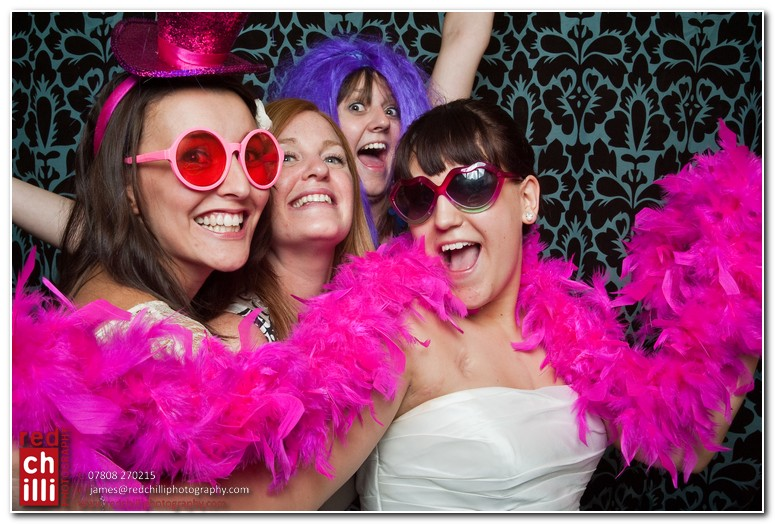 Photo booth hire red chilli photography 0213 A Wedding Photo Booth in Torquay for Matt and Ellen.
