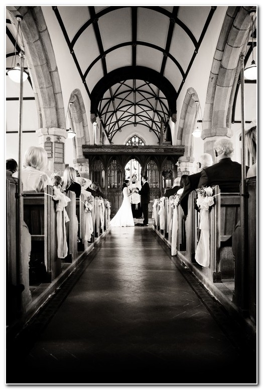 church wedding newton abbot