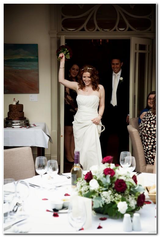 wedding Hartnoll Hotel devon