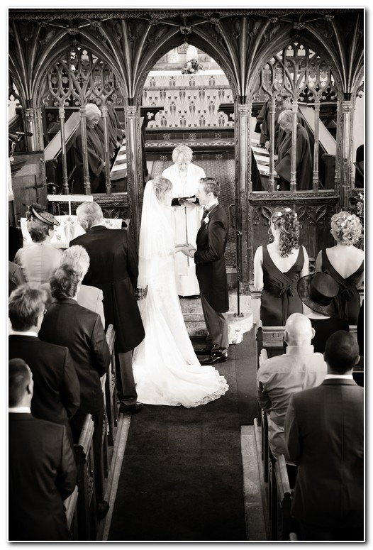 wedding at Kentisbeare Church tiverton