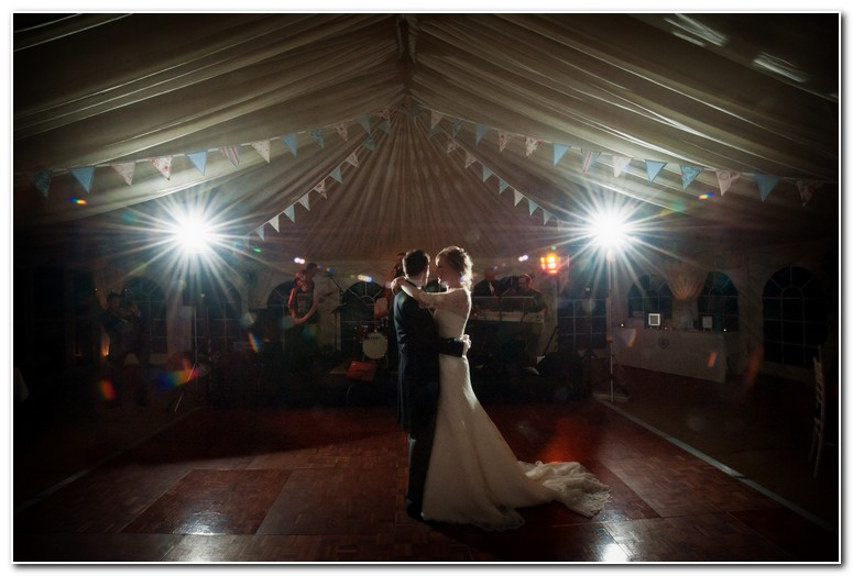 marquee wedding in devon