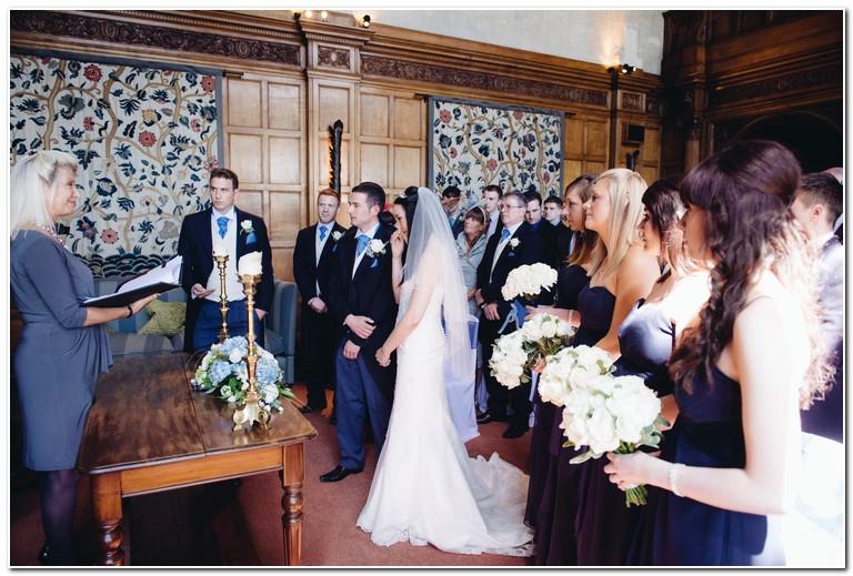 Bovey Castle Wedding