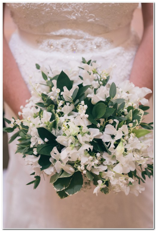 Langdon Court Wedding flowers