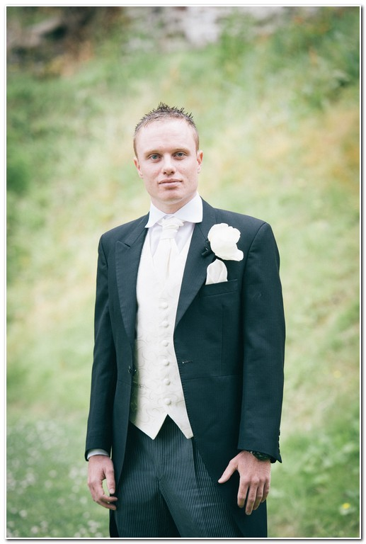 Groom at Landgon Court